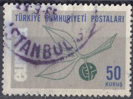 TURCHIA - 1965 - Yvert 1741 Usato. - 1921-... Republic