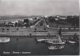 Riccione - Darsena E Lungomare - Rimini - H5456 - Rimini