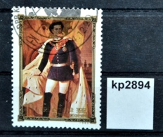 Kp2894 Europäische Herrscher, Ruler, König Ludwig II. Von Bayern, KP 1984 - Korea (Nord-)