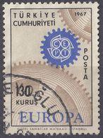 TURCHIA - 1967 - Yvert 1830 Usato. - 1921-... Republic