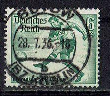 DR 1936 // 611 O - Used Stamps