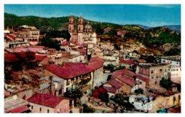 Mexico Taxco , Vista Panoramica - Mexico