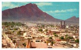 Mexico Monterrey , Panoramica Y Cerro De La Mitra - Mexico