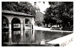 Mexico Cuernavaca  , Jardin Borda - Mexico