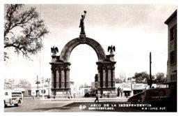 Mexico Monterrey , Arco De La Independencia - Mexico