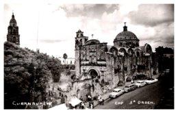 Mexico Cuernavaca  , Orden - Mexico