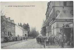Virton Collège Communal Faubourg D' Arival - Virton