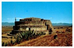 Mexico Toluca Calixtahuaca Puramid - Mexico
