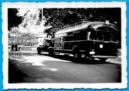 PHOTO Photographie - Remorque Caravane Foraine (Rare) ** Automobile - Automobili