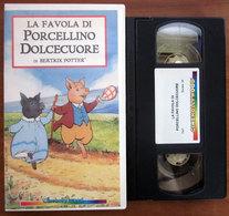 LA FAVOLA DI PORCELLINO DOLCECUORE POTTER CINEHOLLYWOOD VHS - Dibujos Animados