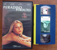 PARADISO PERDUTO DE NIRO CUARON  VHS - Drama
