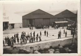 Photo Militaire : Débarquement à Casablanca - Maroc - 1934 - - War, Military