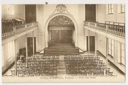 37 - Collège Notre Dame, Tournai - Salle Des Fêtes - Tournai