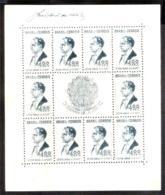 22457 Bresil Yv BF 2 MNH - 6,75 (25)  M28 - Blocks & Sheetlets
