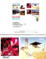 1256  Cycling -Cyclisme - Aerogramme 1991 - Unused - Cb - 3,75  A28 - Cyclisme
