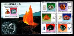 653  Minerals - Somalia 1997 - MNH - 2,95 - Minerals