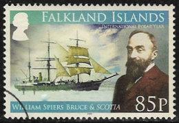 Falkland Islands SG1090 2008 International Polar Year 85p Fine Used [40/32644/4D] - Falkland Islands