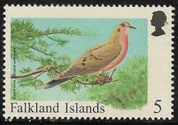 Falkland Islands SG806 1998 Birds 5p Unmounted Mint [6/7542/4D] - Falkland Islands