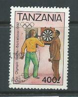 Tanzania 1992 500 Shillings Darts Single FU - Tanzania (1964-...)
