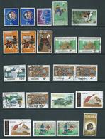 Tanzania 1964 - 2000 Selection Of 60 MNH & FU - Tanzania (1964-...)