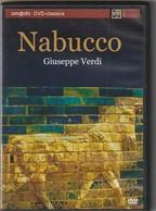 DVD Opera   Nabucco  Giuseppe Verdi     Etat: TTB Port 110 Gr Ou 30 Gr - Concert Et Musique