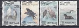 Groenland 1988 - Birds, Mi-Nr. 181/84, MNH** - Groenlandia
