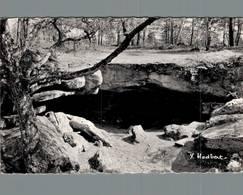 En Foret De Rontainebleau Aux Environs De Marlotte La Grotte Beatrix  CPM Ou CPSM - Fontainebleau