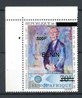 Benin MiNr. 1603 Postfrisch MNH Adenauer (W3291 - Benin – Dahomey (1960-...)