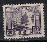INDOCHINE            N°     YVERT   154       OBLITERE       ( Ob  5/08 ) - Indochina (1889-1945)