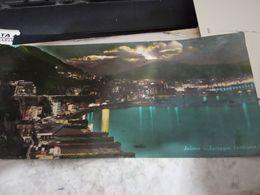 SALERNO LUNGOMARE DI NOTTE  VB1963 HE145 LUNGA - Salerno