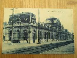 Arlon La Gare 1913 Blue - Arlon