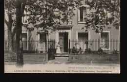 CPA007.....LAMALOU ...MAISON MEUBLEE - Lamalou Les Bains