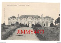 CPA - COUFFE - Le Château De La Villejégu ( Canton De Ancenis ) 44 Loire Inf. - N° L - I 957 - Cliché F. Gallerand - Ancenis