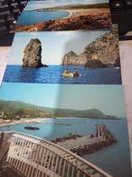 3 CARD  MARINA DI CAMEROTA  VEDUTE VARIE VB1974/81 HE147 - Salerno