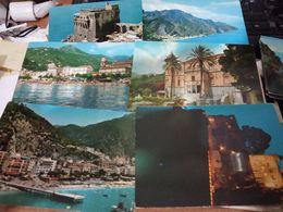 6 CARD  MAIORI VEDUTE VARIE VBN1966/82 HE148 - Salerno