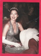 Modern Post Card Of Ava Gardner At The 1952 Annual Awards,P17. - Famous Ladies