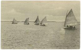 Arkhangelsk En Navigation Dans La Dvina Du Nord - Segeln