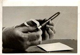INVENCIÓN FILATELIA STAMPS IN PEN  SELLOS  16*12CM Fonds Victor FORBIN 1864-1947 - Profesiones