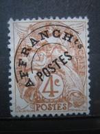 FRANCE    PREOBLITERE N° 40 - OBLITERE - 1893-1947