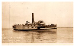 "Vermont  Lake Champlain  Steamer ""Vermont"" , RPC - United States"