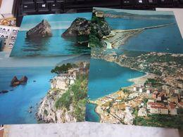 4 CARD  VIETRI SUL MARE  VB1967/80 HE154 - Salerno