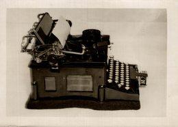 INVENCIÓN NOUVELLE INVENTION THE WORDS METER  TYPING MACHINE   16*12CM Fonds Victor FORBIN 1864-1947 - Profesiones