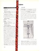 Gemeente Houthave - Org. Knipsel Uit Magazine 1958 - Geschiedenis - Folklore - Nijverheid - Handel + Landkaart - Vieux Papiers