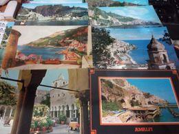 20 CARD  AMALFI VEDUTE VARIE  VBN1950< HE156 - Salerno