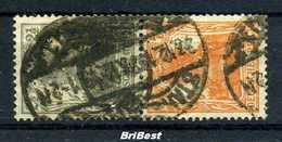 DR 1916 ZD Nr S11 Sauber Gestempelt (96998) - Zusammendrucke