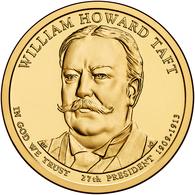 2013 • $1 • US President William Howard Taft - 2007-…: Presidents