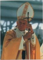 Santino Di Papa Giovanni Paolo II Karol Jozef Wojtyła Anno 1991 - Santini