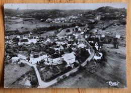 19 : Saint-Solve - Vue Générale Aérienne - CPSM Format CPM - (n°15887) - Other Municipalities