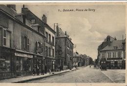 SEDAN  Place De Torcy - Sedan