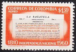 KOLUMBIEN COLOMBIA [1960] MiNr 0940 ( **/mnh ) - Kolumbien